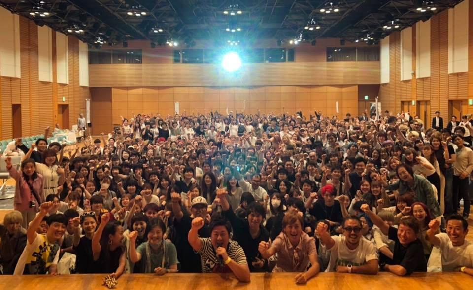 2019年(令和元年)Beauty force復興支援イベントin 岡山 開催報告